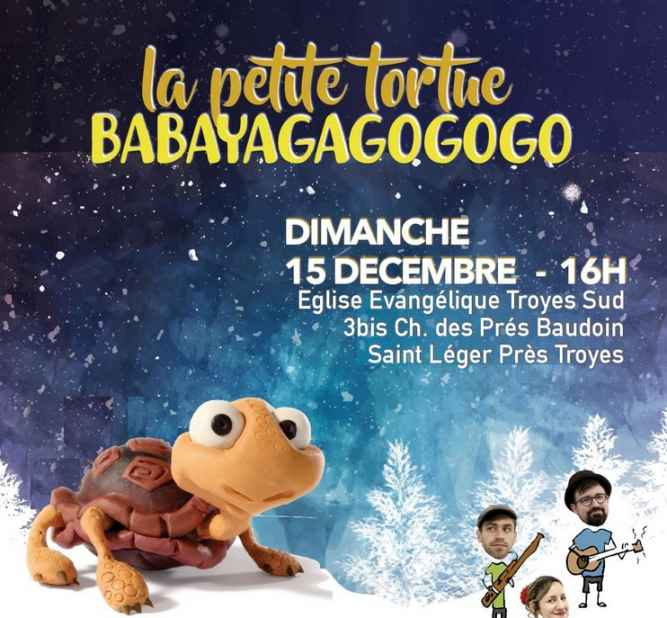 Spectacle musical : Babayagagogogo
