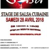 Stage Salsa cubaine