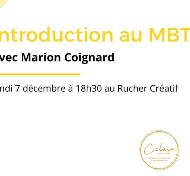 Introduction au MBTI