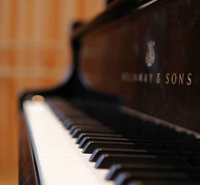 Auditions piano