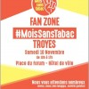 FAN ZONE #MoisSansTabac