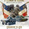 350e anniversaire du régiment de Dragons