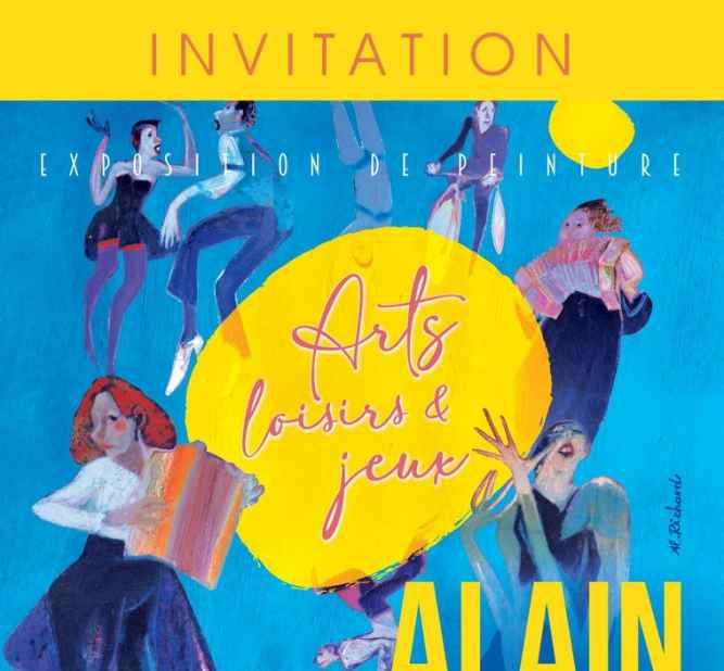 Exposition Alain Richard