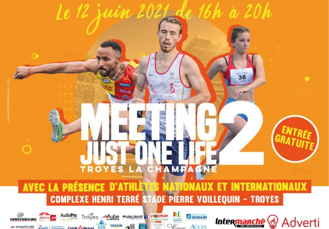 Meeting Just One Life Troyes La Champagne